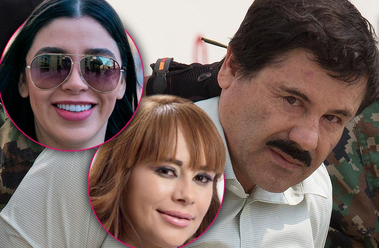 El Chapo Wife Smirks Mistress Courtroom Meltdown