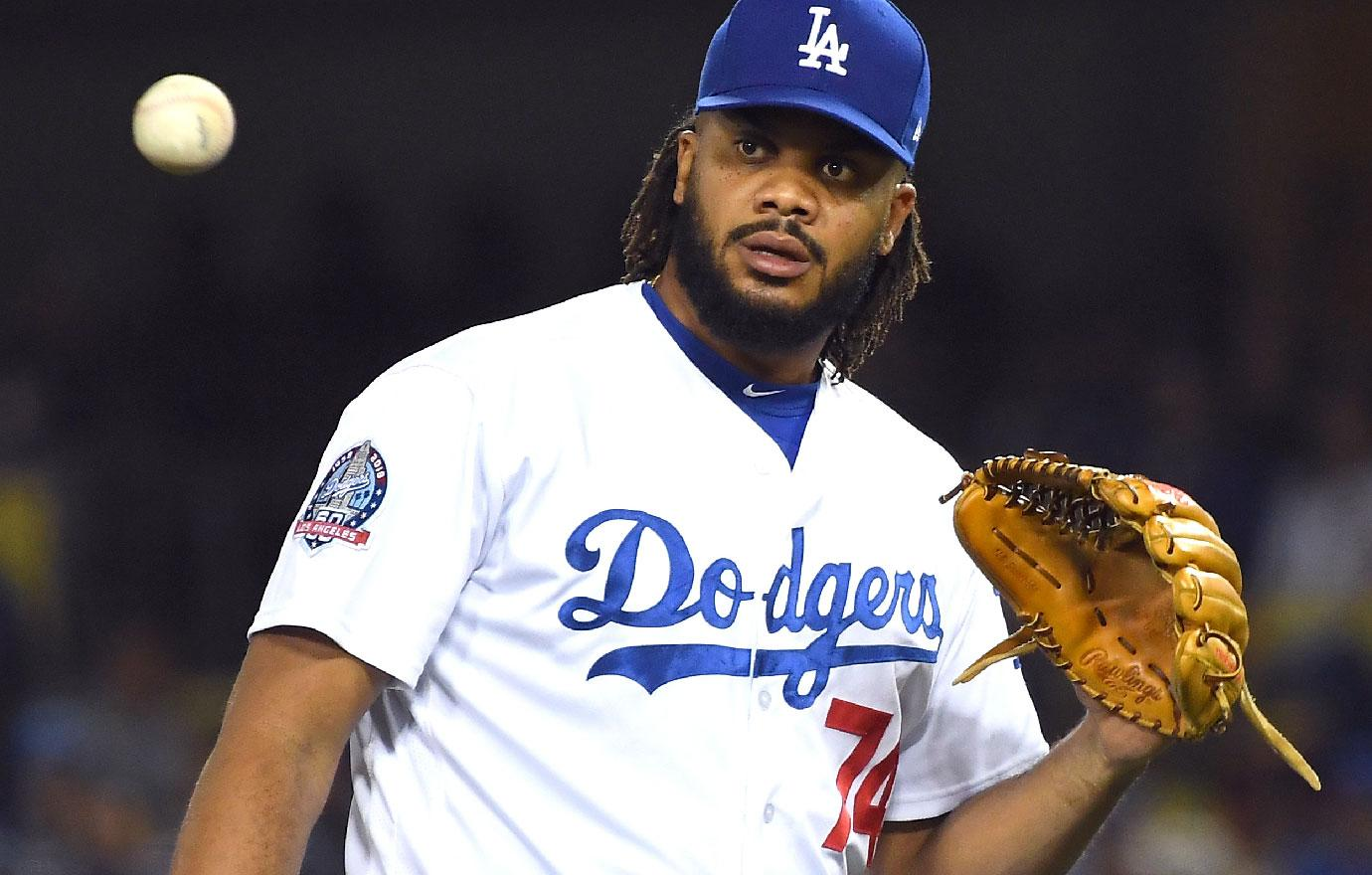 Dodgers Pitcher Kenley Jansen Legal Battle With Baby Mama Over Child's Health