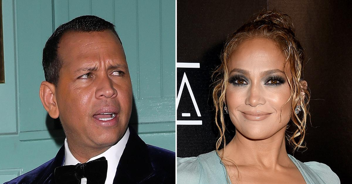 alex rodriguez bans jennifer lopez music from being played