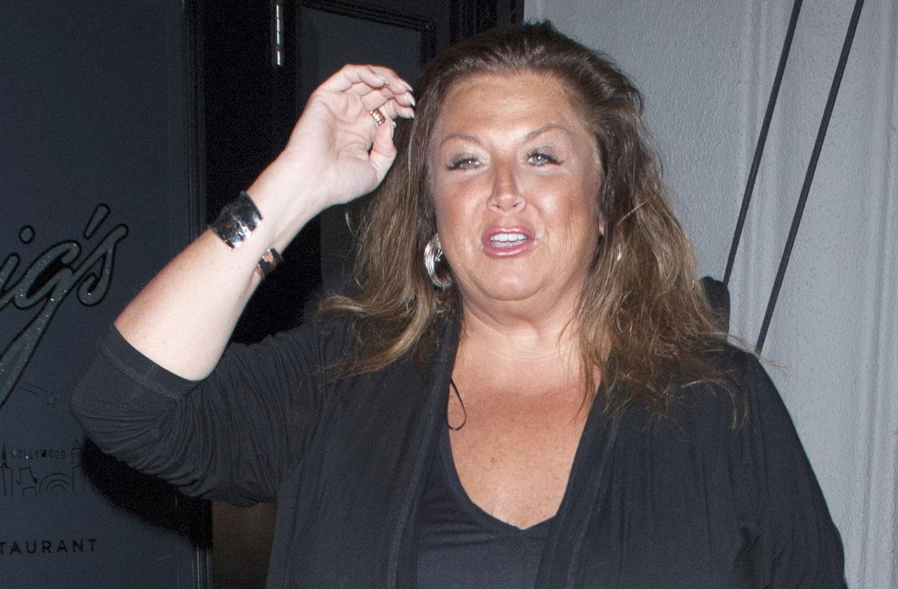 Abby lee miller jail time