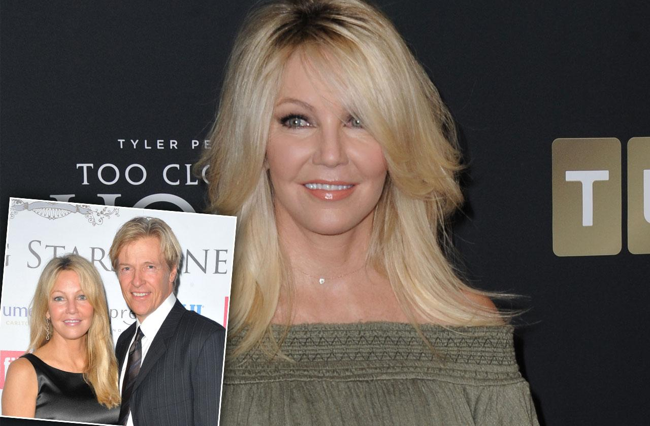 Heather Locklear Ex Jack Wagner Talks Hospitalization