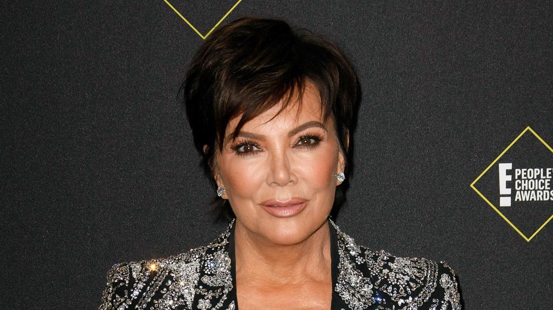Kris Jenner Promotes Botox As A Christmas Gift
