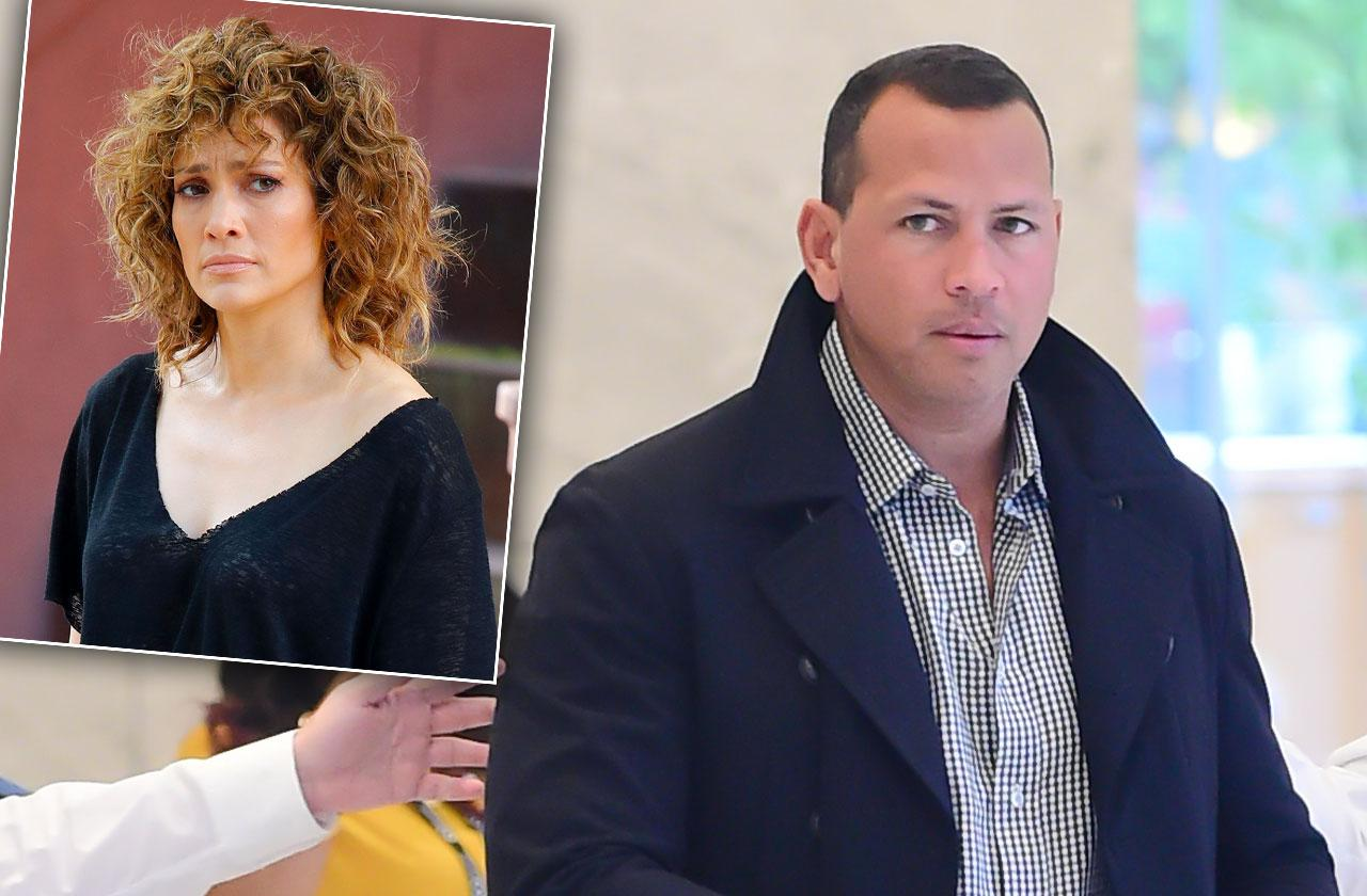 Alex Rodriguez Cheating Trashed Jennifer Lopez To Mistress