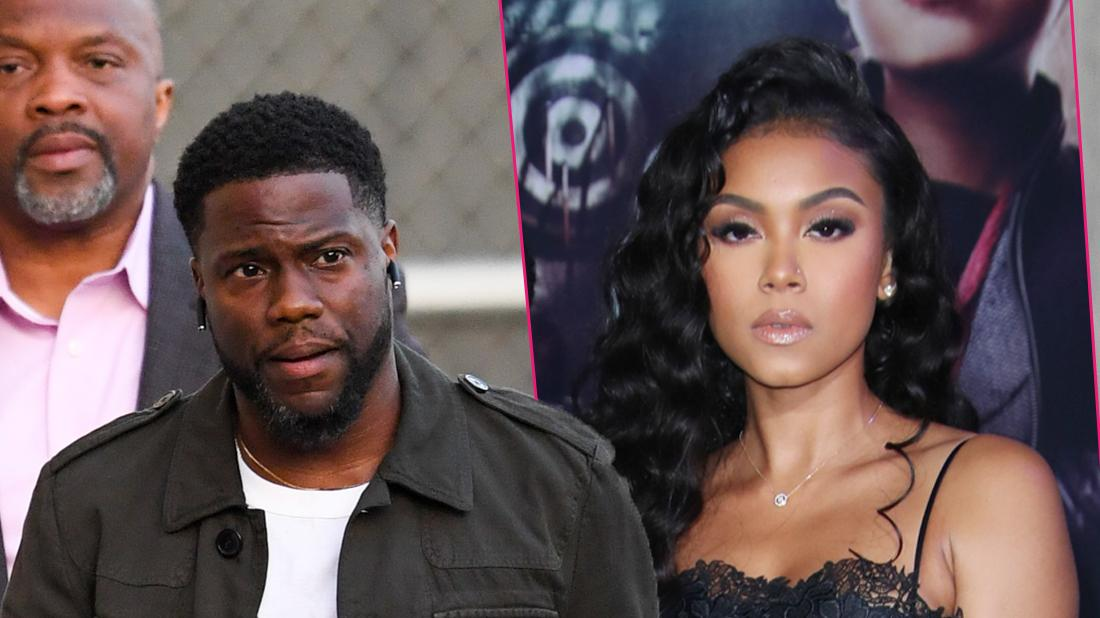 Kevin Hart's Wife Reveals Moment She Discovered He Cheated