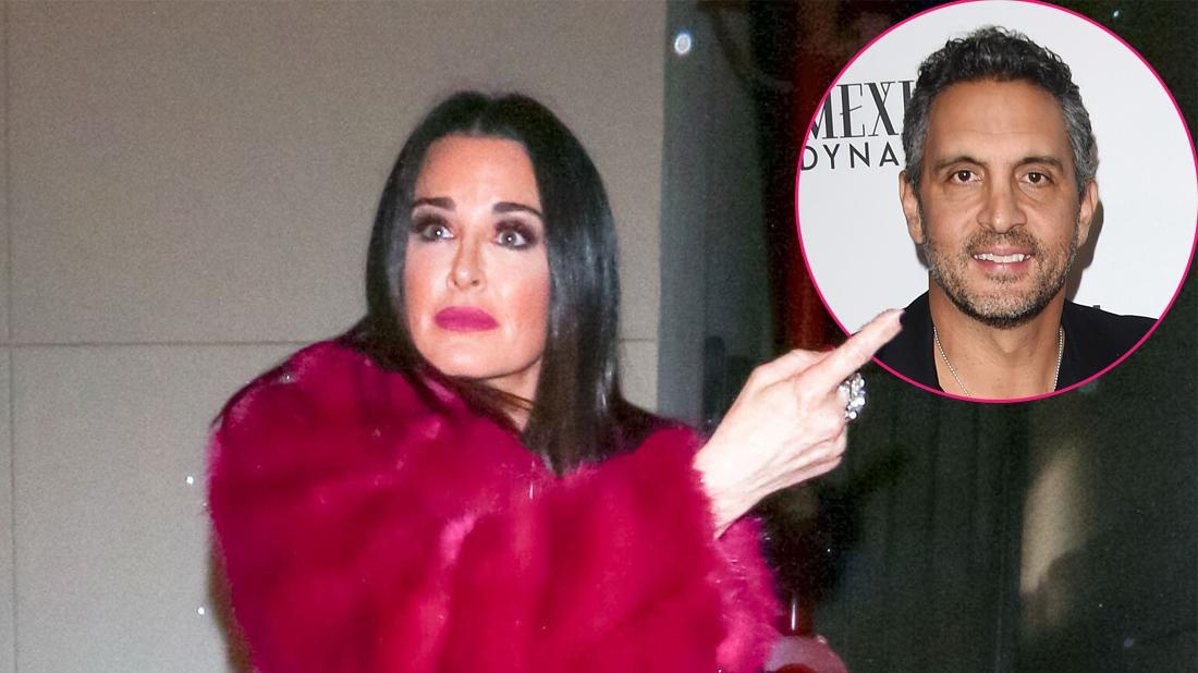 Kyle Richards' Husband Mauricio Says He 'Wouldn't Change A Thing' After Lawsuit