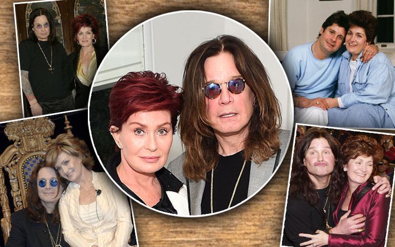 Sharon Osbourne & Ozzy Osbourne Divorcing -- Their History Of Relationship Problems