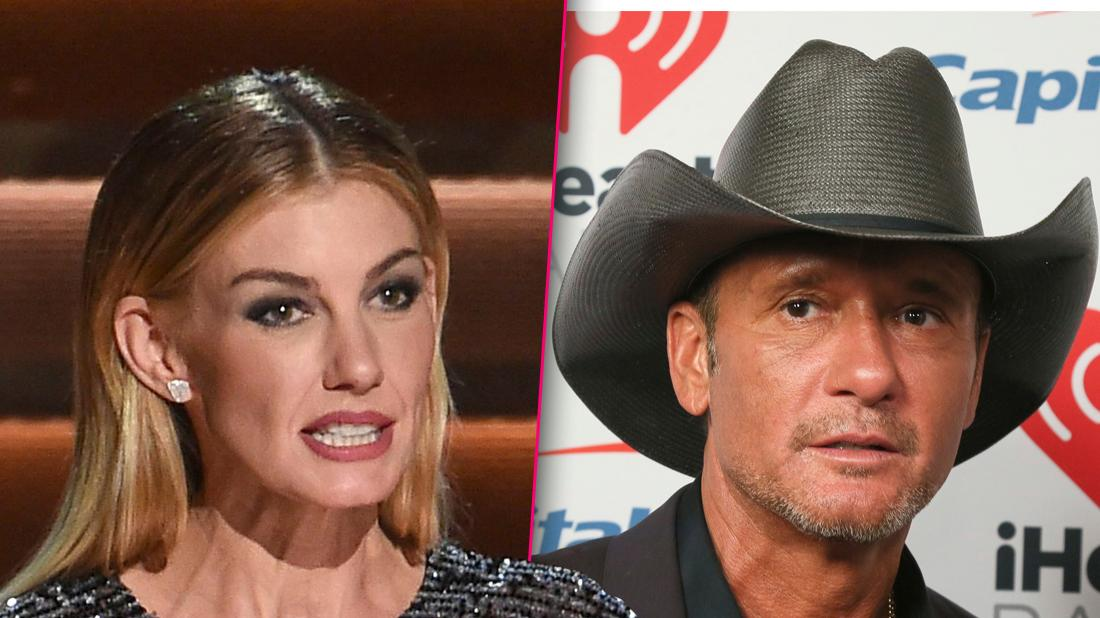 Tim McGraw Reveals Faith Hill's 'Ultimatum' Before Sobriety