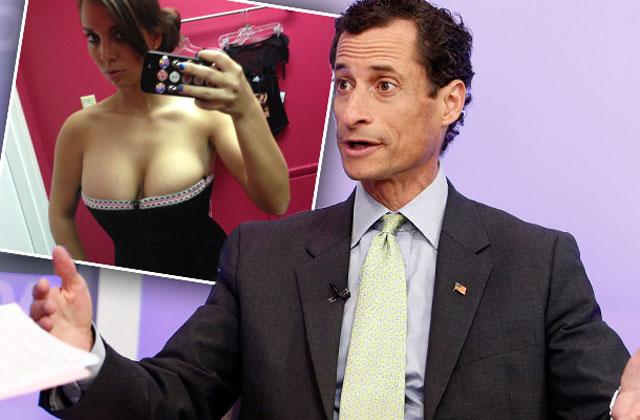 //anthony weiner affair scandal still sexting sydney leathers claims pp