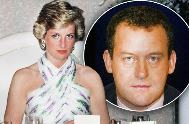 Princess Diana's Disgraced Butler Paul Burrell Divorcing Wife