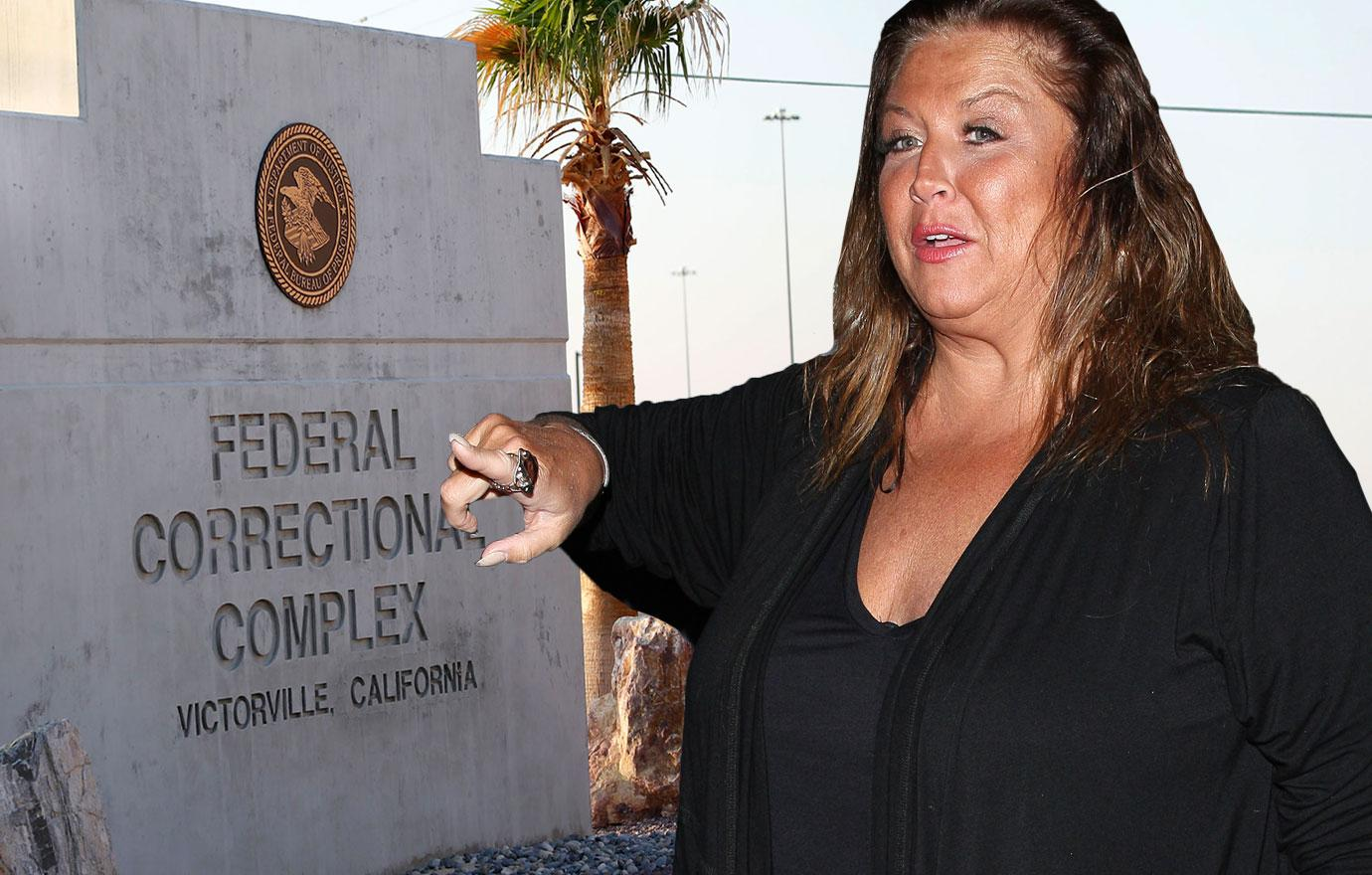 Abby Lee Miller Hires Prison Bodyguard