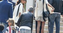 george clooney amal clooney scary skinny legs cannes