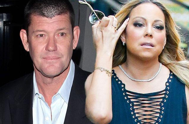 Mariah Carey James Packer Split Engagement End