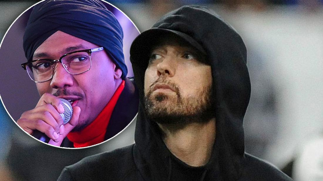 Eminem Responds to Nick Cannon Diss Track