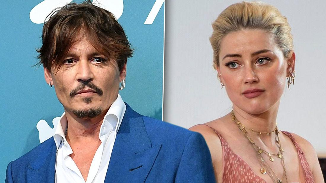 Amber Heard Demands Johnny Depp Hand Over Documents Detailing Drug Abuse