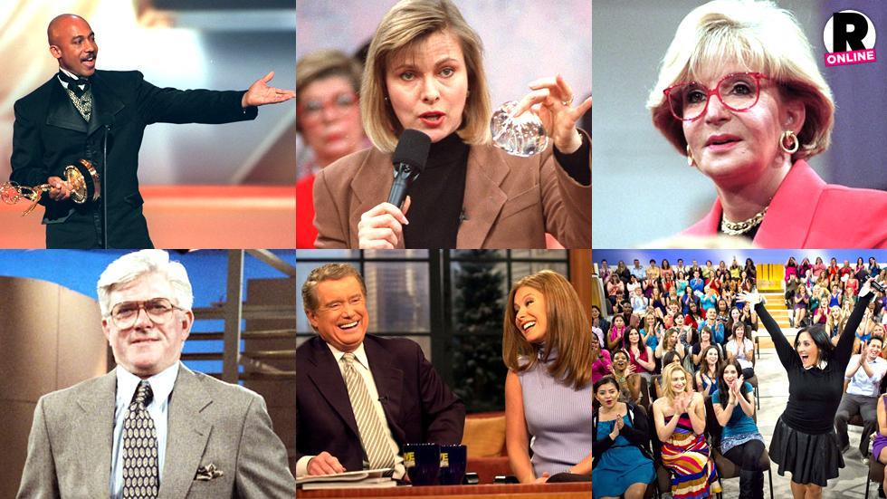 Talk Show Hosts Gone Photos