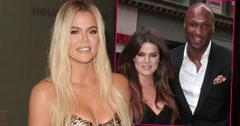 Khloe Kardashian Wearing Silk Snakeskin Slip Dress in 2019, Khloe Kardashian and Lamar Odom 2012 E! Upfront, New York, America - 30 Apr 2012