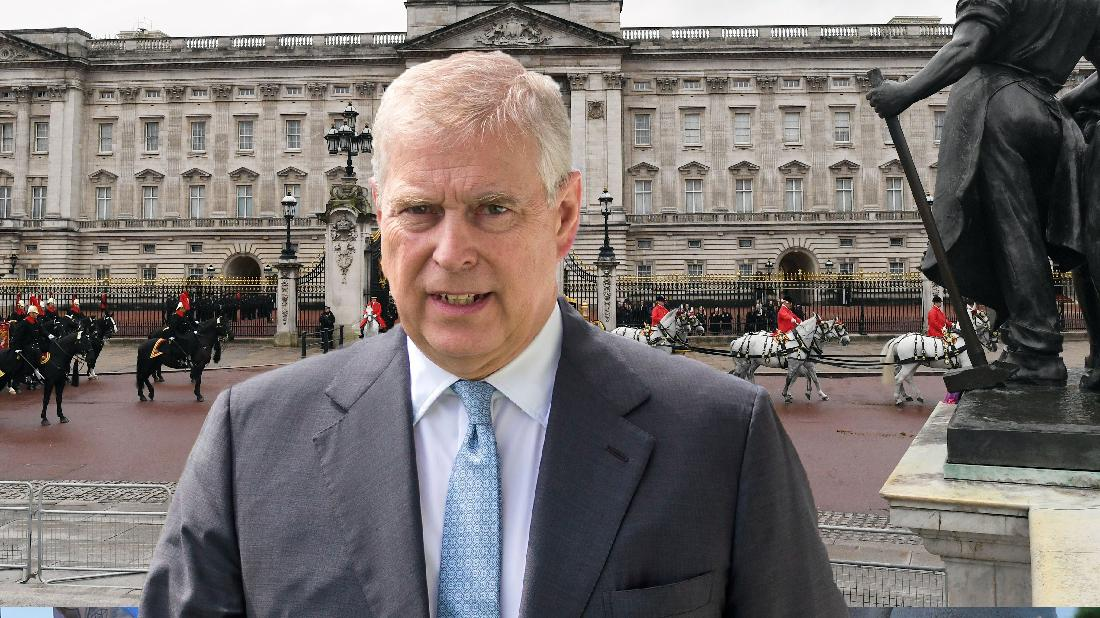 Prince Andrew Moved Out Of Buckingham Palace After Resigning