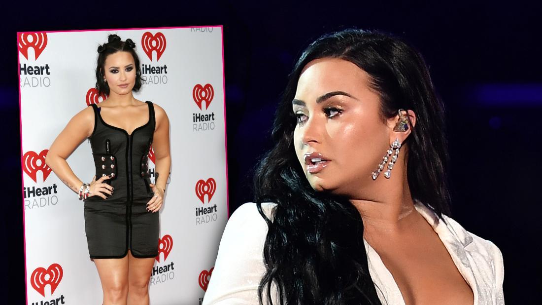 Demi Lovato Reveals Eating Disorder Led To Relapse