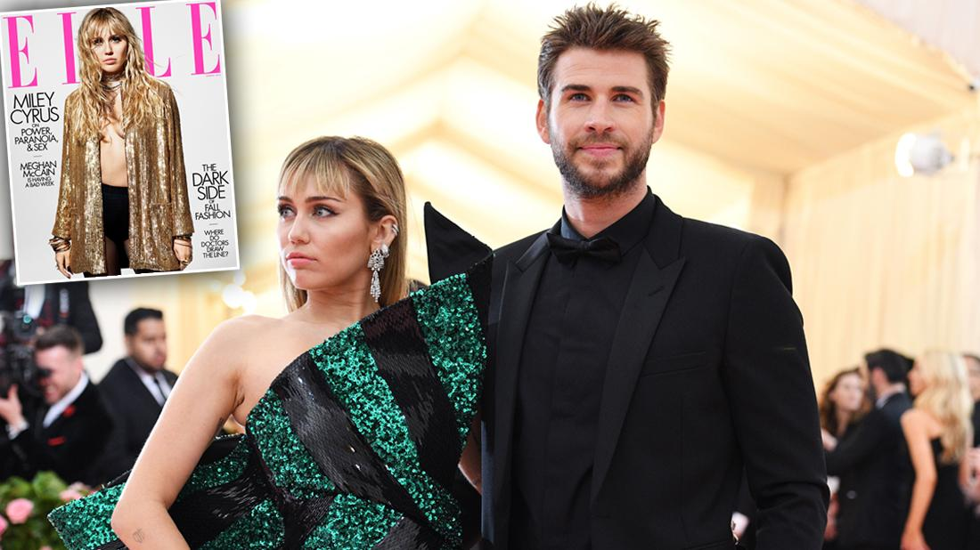 Miley Cyrus & Liam Hemsworth Separated After Ell Tell-All Interview On Marriage