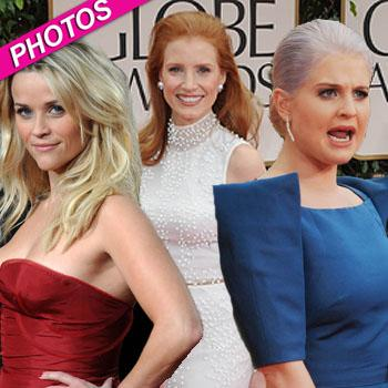//reese witherspoon jessica chastain kelly osbourne hair makeup splash