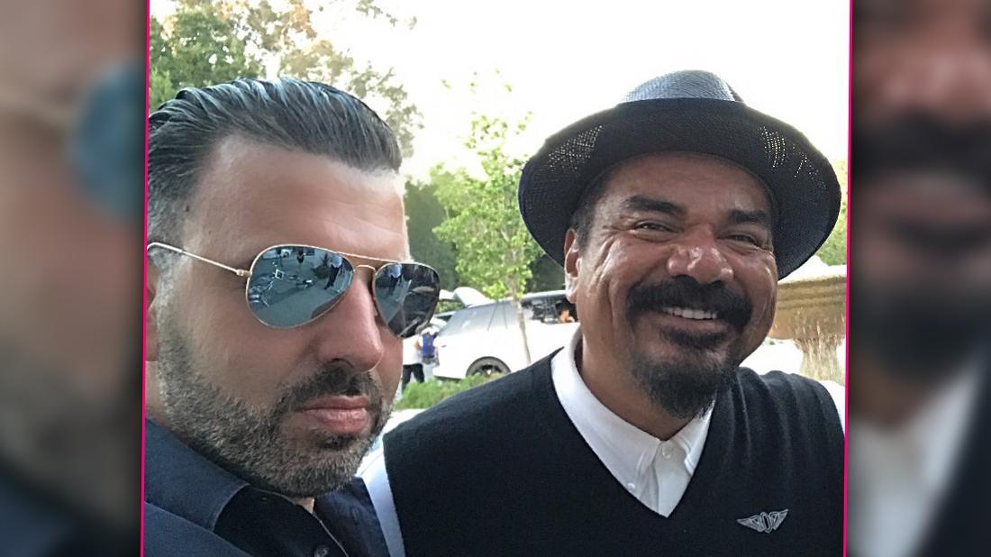 Franco Porporino and George Lopez