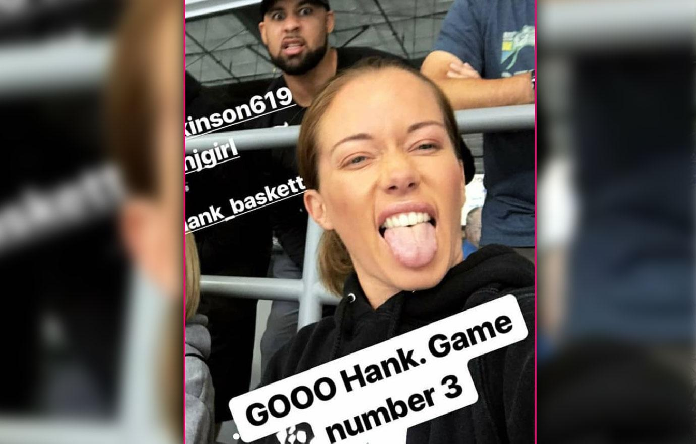 Kendra Wilkinson Back With Hank Baskett In Las Vegas