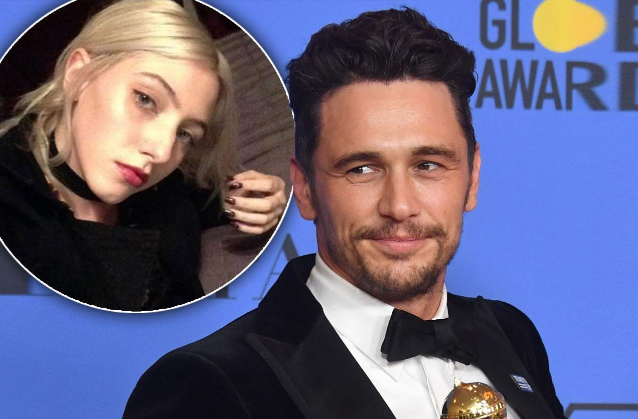 //James Franco Underage Sexual Harassment pp