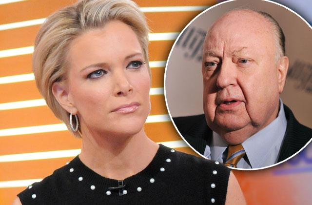 Roger Ailes Sexually Assaulted Megyn Kelly