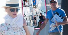 Nicole Kidman And Keith Urban Spend Holiday Time On Yacht