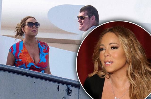 Mariah Carey James Packer Engaged Wedding Cold Feet