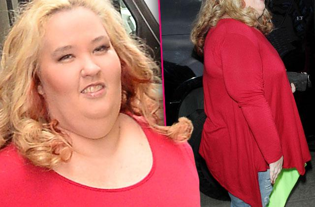 Mama June Weight Loss Transformation Fans Accuse Fat Suit
