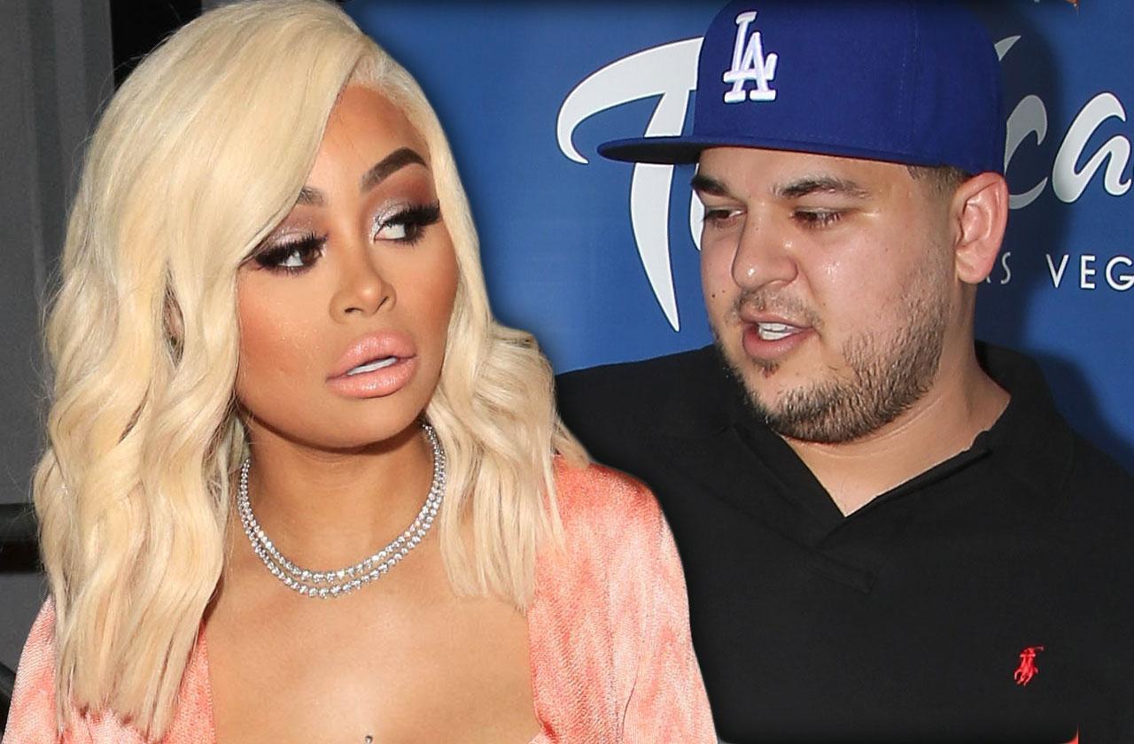 Rob Kardashian Blac Chyna Lawsuit Pay Damages TV