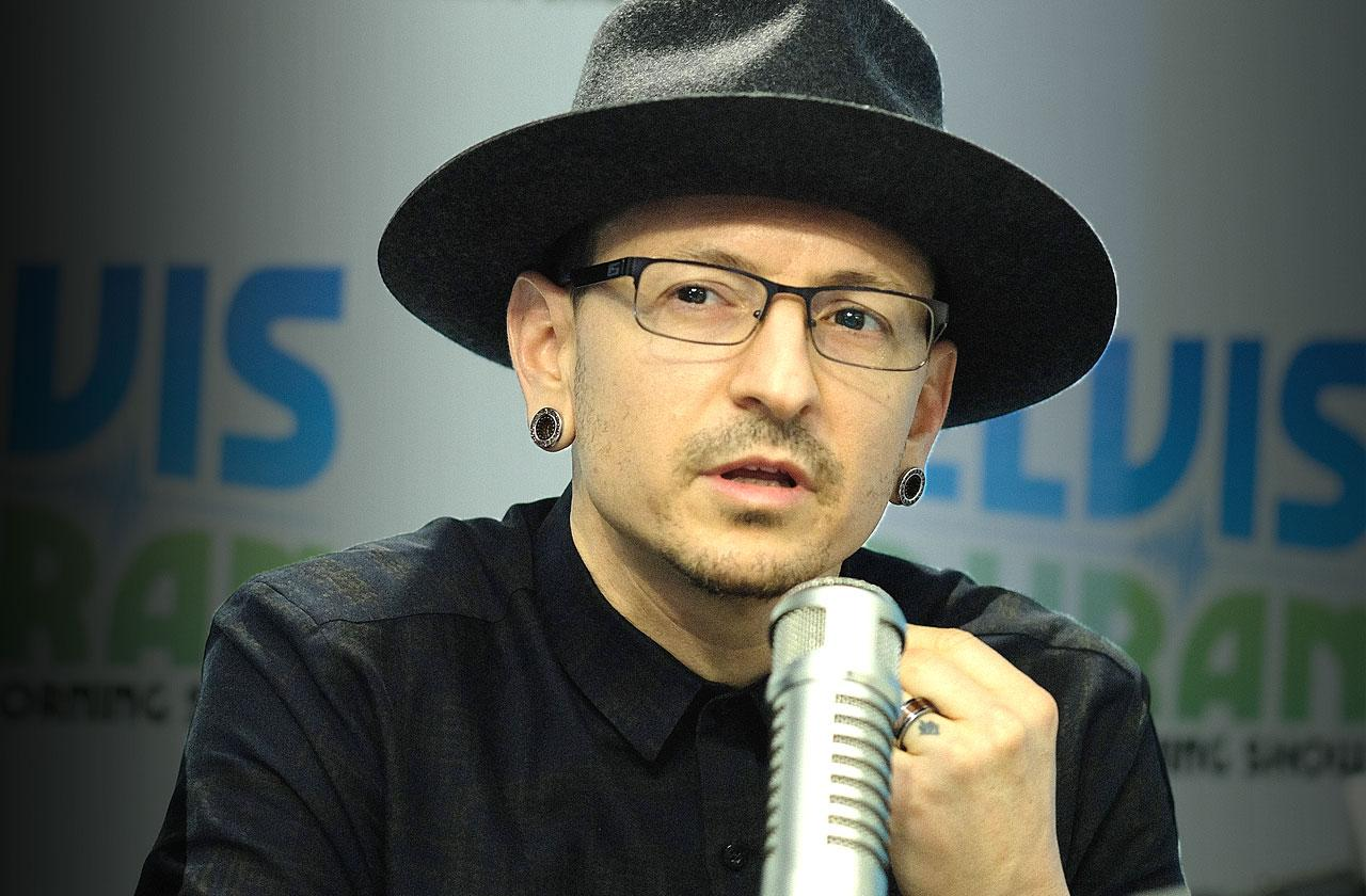 //linkin park chester bennington drug depression past suicide pp