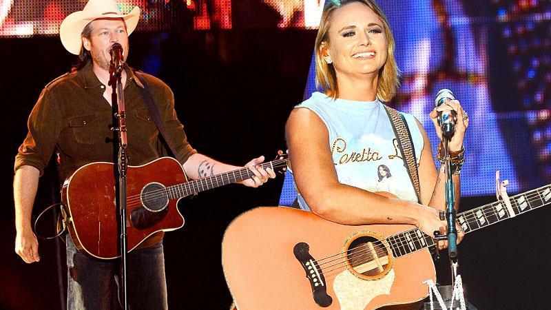 Miranda Lambert & Blake Shelton Breakup Songs