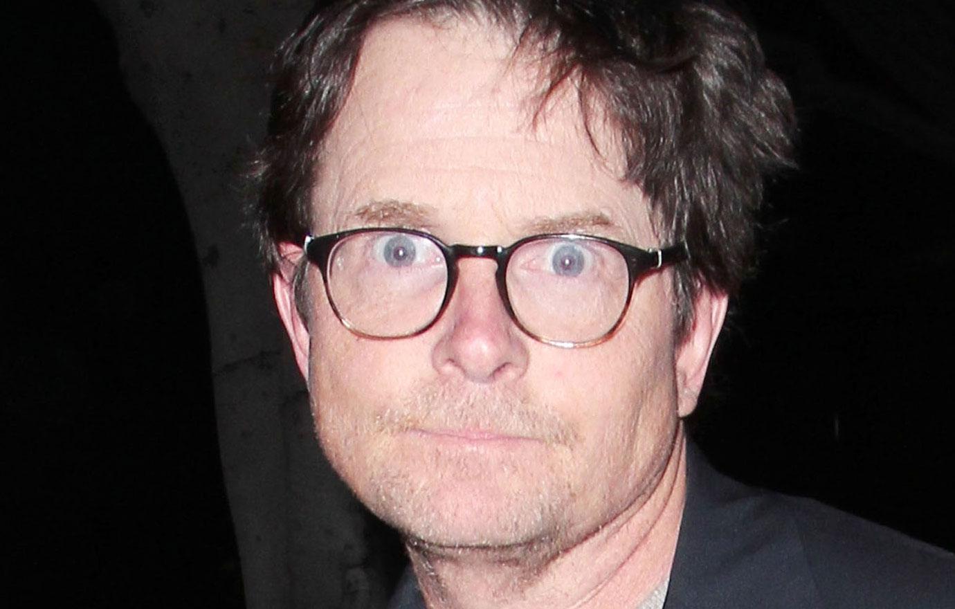 Parkinson's Victim Michael J. Fox Has Spinal Surgery