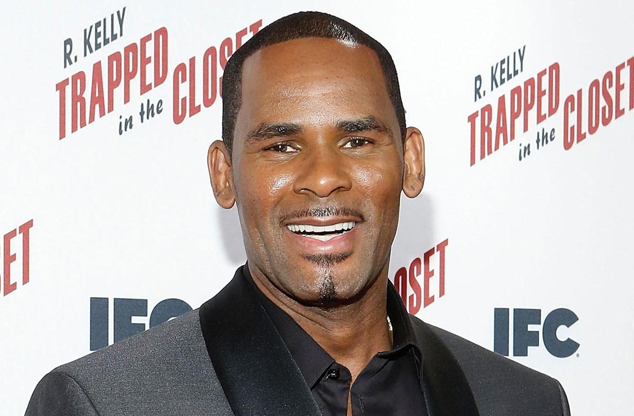 r kelly give wife chlamydia