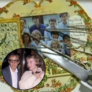 Dagger Through The Heart! Mia Farrow's 1992 Valentine's Day Card To Wood Allen