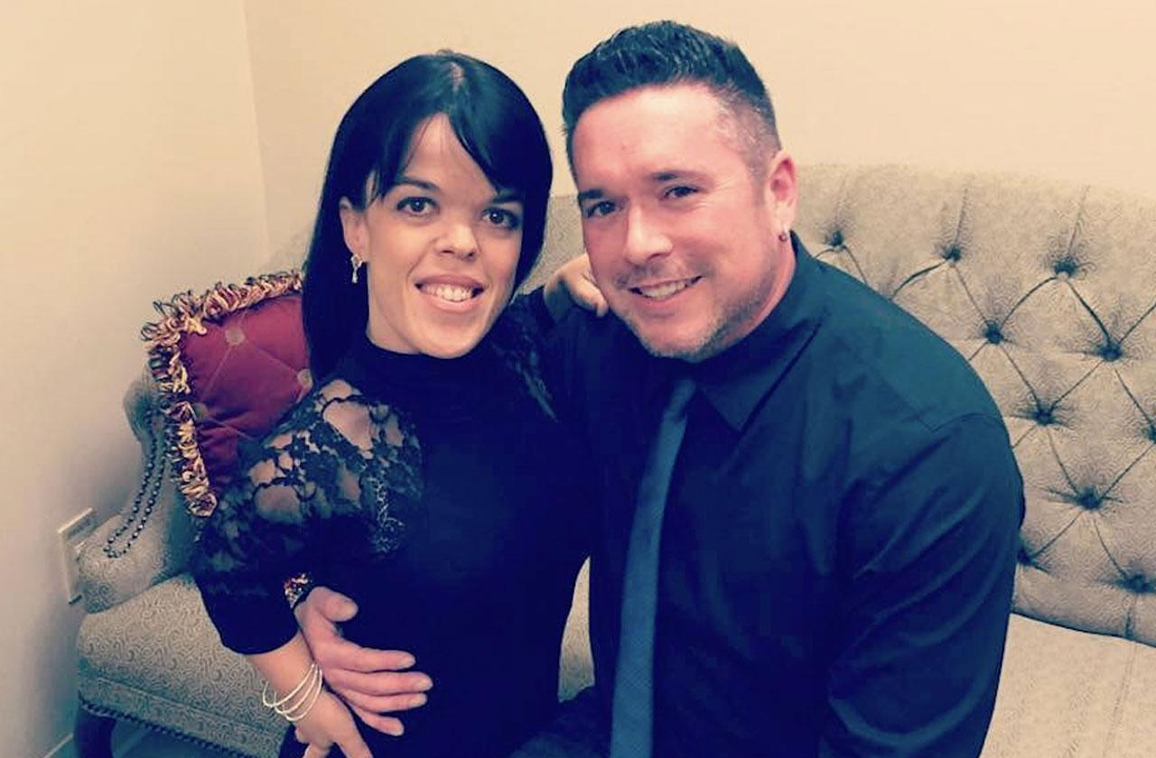 briana renee estranged family hopeful reunion matt grundhoffer divorce little women la