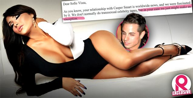 //porn company offers casper smart transexual sofie vissa movie  wide