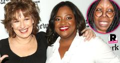 ABC The View Whoopi Goldberg Issues
