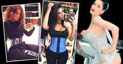 Dita Von Teese Kardashians