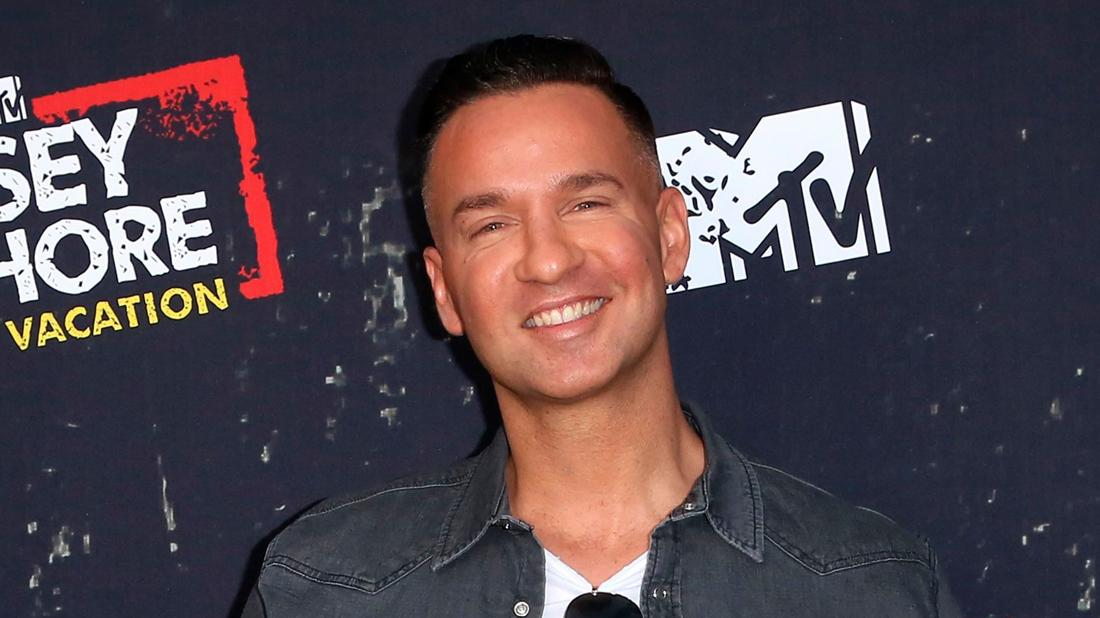 Mike The Situation Sorrentino Closeup Smiling