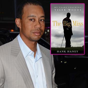 //tiger woods happy hank haney book splash