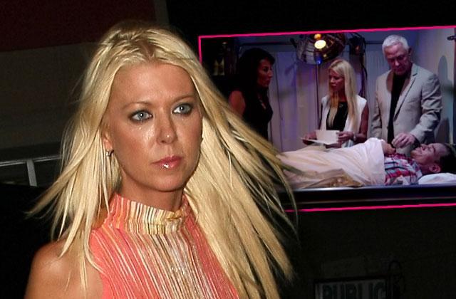 marriage boot camp reality stars tara reid fight