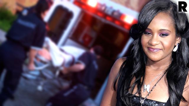 Bobbi Kristina Brown Bruises CPR