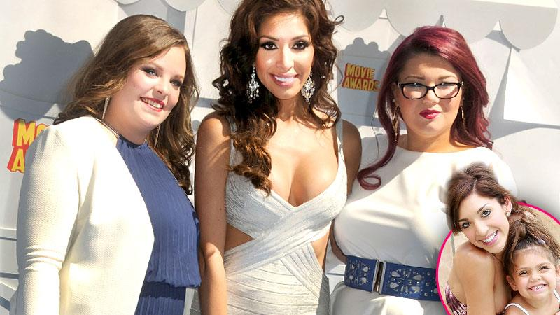 Farrah Abraham Celebrates Teen Mom OG Costar Maci