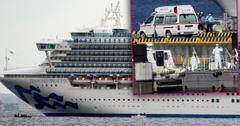 Coronavirus Cruise Ship From Hell! American Passengers Say They Are Stuck In Rooms