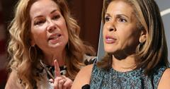Kathie Lee Gifford Hoda Kotb Feud Today Show