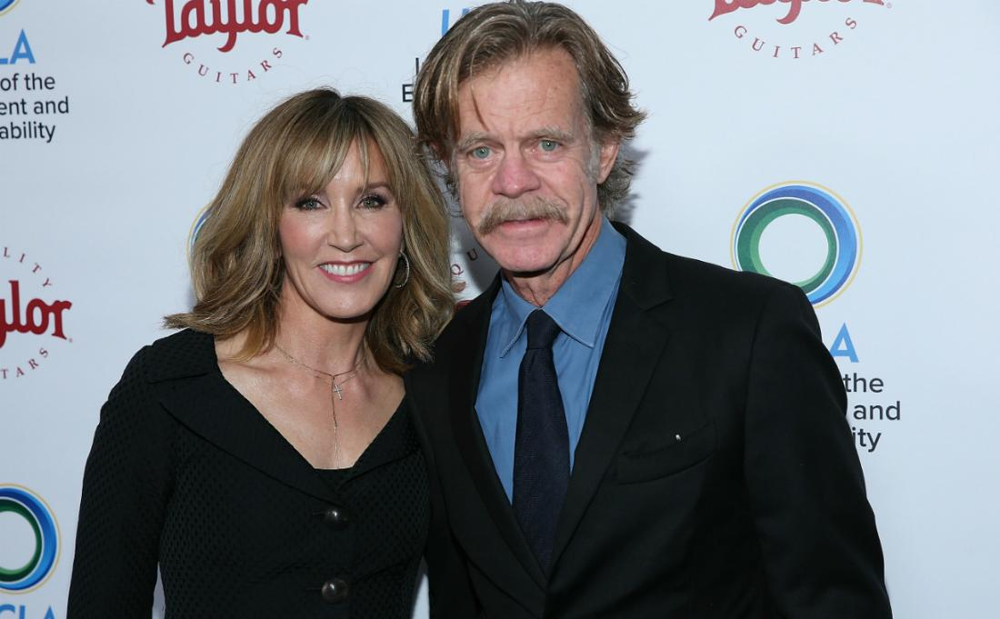 The Felicity Huffman William H. Macy relationship history had its biggest challenge when she was arrested in the college admissions bribery scandal.