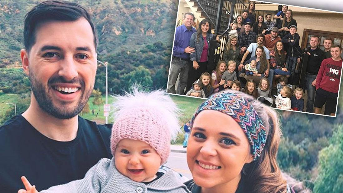 Jinger Duggar & Husband Jeremy Vuolo Ditching Texas For Los Angeles: 'Pray For Us'